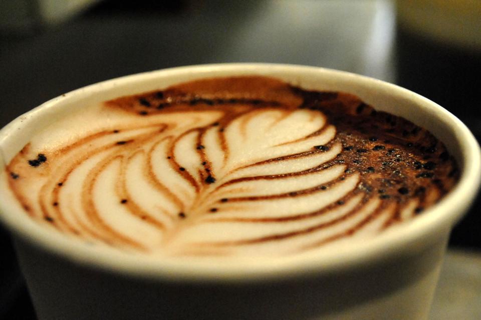 kaffee flat white